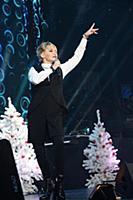 Катя Лель. Съемки новогоднего концерта «Танцы! Елк