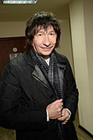 Байгали Серкебаев. Съемки новогоднего концерта «Та