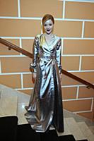 Юлианна Караулова. Церемония вручения премии журна