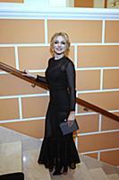 Инна Маликова. Церемония вручения премии журнала G