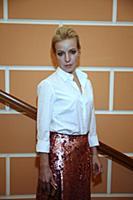 Мария Шалаева. Церемония вручения премии журнала G