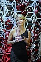 Юлия Высоцкая. Церемония вручения премии журнала G