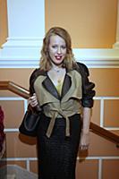 Ксения Собчак. Церемония вручения премии журнала G