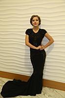 Елизавета Арзамасова. 1-ый международный Сочинский