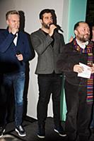 Иван Ургант, Сергей Светлаков, Тимур Бекмамбетов.
