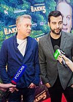 Иван Ургант, Сергей Светлаков. Премьера фильма 'Ёл