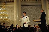 Иосиф Кобзон, Валерий Халилов. В Колонном Зале Дом