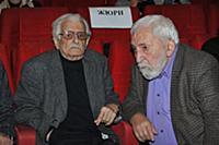Марлен Хуциев, Алексей Симонов. Открытие Междунаро