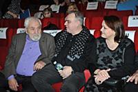 Алексей Симонов, Елена Цыплакова с мужем. Открытие