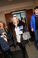 Мария Бутырская с семьей. Премьера новогоднего кон