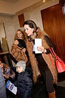 Ольга Кабо с сыном. Премьера новогоднего концертно