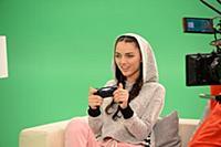 Светлана Мулюгина. Съемки клипа Джигана и Jah Khal