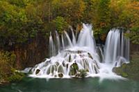 Хорватия. Национальный парк Плитвицкие озёра