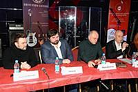 Пресс-конференция, посвященная памяти Андрея Давидяна