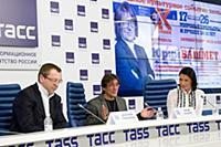 Пресс-конференция, посвященная фестивалю искусств в Сочи