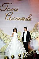 Модный показ коллекции Галии Ахматовой