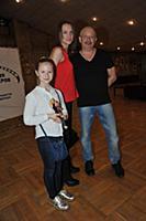 Дмитрий Марьянов с семьей. Российские каскадеры вп