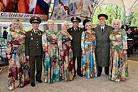 Виктор Вениаминович Степанов (слева). Международны