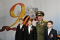 Виктор Вениаминович Степанов. Международный концер