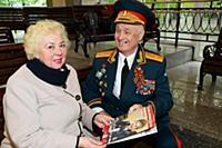 Надежда Алексеевна Присяжнюк, Вячеслав Иванович Бо