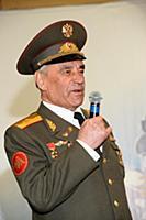 Александр Михайлович Грудовик. Международный конце