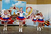 Ансамбль эстрадного танца «Жемчужины соловьиного к