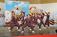 Танцевальный коллектив «Коктейль». Международный к