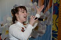 Тимонова Елена. Международный концерт, посвященный