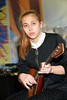 Уголькова Станислава. Международный концерт, посвя