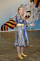 Крикунова Елизавета. Международный концерт, посвящ