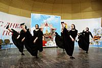 Хореографический ансамбль «Планета танца». Междуна