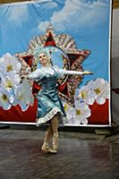 Чибисова Изабелла. Международный концерт, посвящен