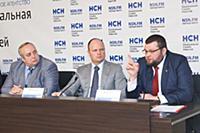 Пресс-конференция на тему: «Нужна ли легализация оружия для  самозащиты граждан?»