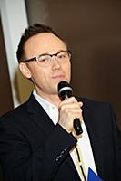 Роман Карлов. Пресс-брифинг компании 'United Concr