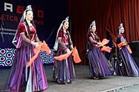 Школа танца «Алагез». Фестиваль талантов Содружест