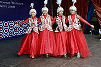 Народный коллектив «Ак марал». Фестиваль талантов