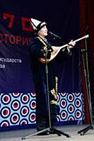 Мейрхат Калиев. Фестиваль талантов Содружества Нез