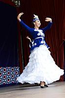 Танцевальная группа «Яксарт». Фестиваль талантов С