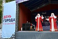 Дуэт ансамбля «Жемчужины». Фестиваль талантов Содр