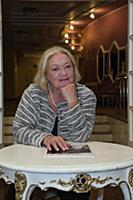 Российская актриса Людмила Полякова