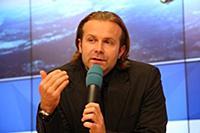 Пресс-конференция создателей фильма 'Салют-7'