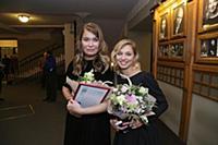 Вручение театральной премии «Чайка»