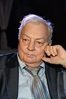 Российский актер Михаил Державин