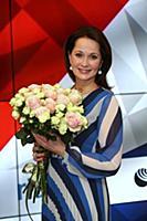 Творческая встреча с актрисой Ольгой Кабо