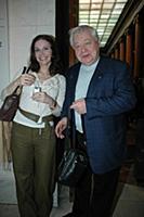 Марина Зудина, Олег Табаков.