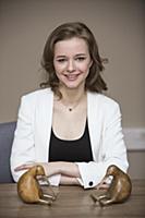 Российская актриса Любовь Константинова