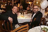 Алексей Серов, Алексей Рыжов. Гала-ужин ежегодной