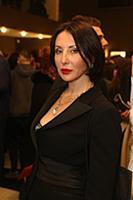 Алика Смехова. Церемония открытия 40-го Московског
