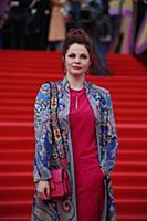 Екатерина Вуличенко. Церемония открытия 40-го Моск