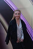 Татьяна Навка. Церемония открытия 40-го Московског